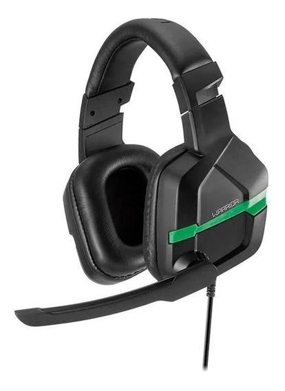Fone P/ Gamer Ph291 Warrior Askari P3 Xbox One - Warrior