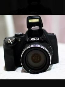 Camera Nikon P530 Máquina Fotografica Semi Profissional