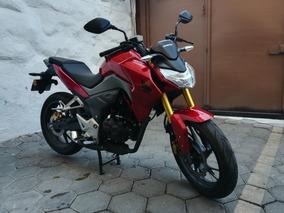 Honda Cb190r Deportiva
