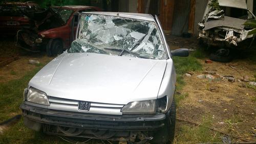 Peugeot 306 Chocado De Baja 04 Sin Motor