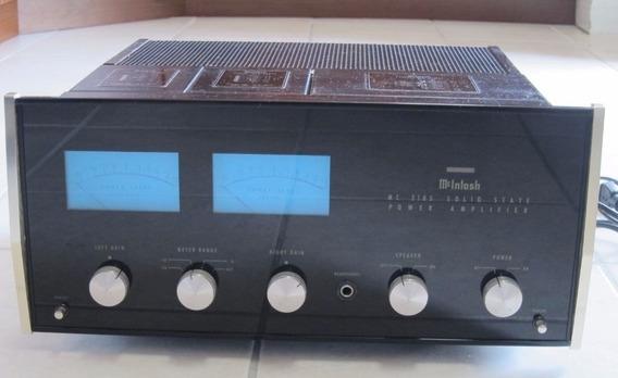 Mcintosh Mc2105 Amplificador De Potência Antigo