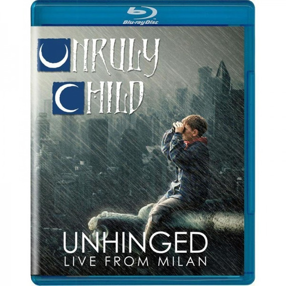 Blu-ray Unruly Child - Unhinged Live From Milan (importado)