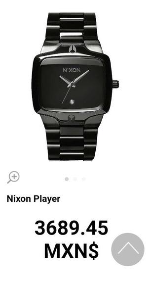 Reloj Nixon The Player.
