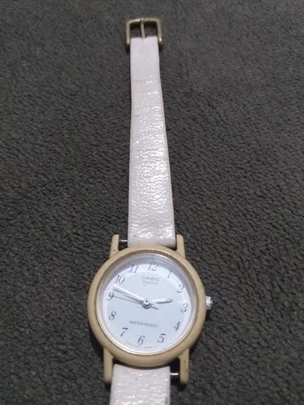 Relógio Cassio Feminino Antigo Vintage Quartz 359 Lq-53