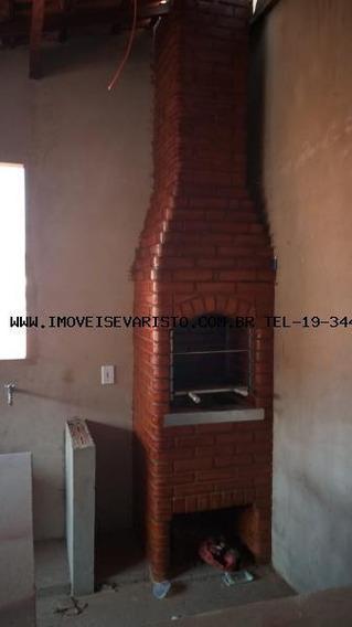 Casa Para Locação Em Limeira, Anavec, 3 Dormitórios, 2 Banheiros, 1 Vaga - 3072