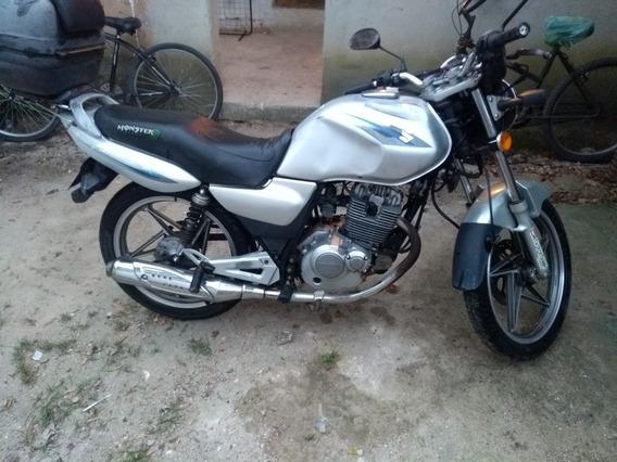 Suzuki 125 En Suzuki Yes 09
