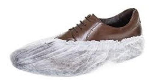 Prope Botinha Sapatilha Em Tnt Descart. C/400un Cobre Sapato