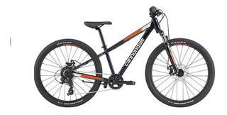 Bicicleta Cannondale Trail Rodado 24 Aluminio - Racer