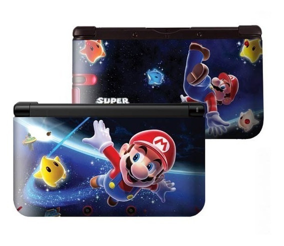 Skin Adesivo P/ Nintendo 3ds Xl . Vários Modelos. Confira!!