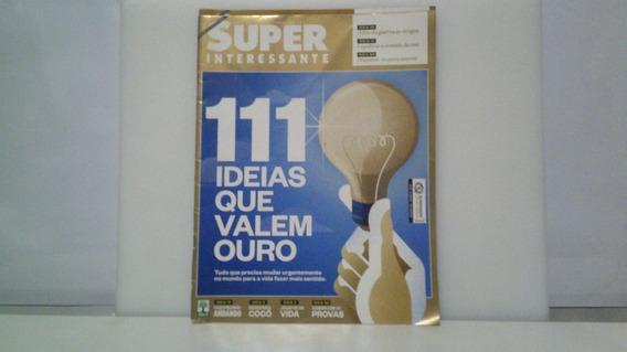 Revista Super Interessante, 111 Ideias Que Valem Ouro