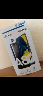 Celular Samsung Galaxy A80 128gb Negro
