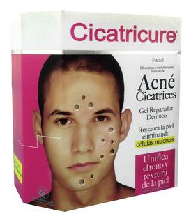 Cicatricure Facial Acné Cicatrices Restaura Gel Reparador