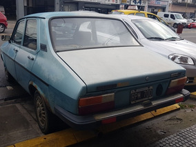 Renault 12 Gts Caja Quinta