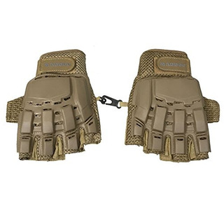 Maddog Tactical Halffinger Paintball Airsoft Gloves