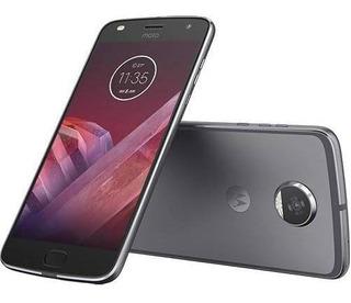 Motorola Moto Z2 Play Xt1710 64gb Original Vitrine