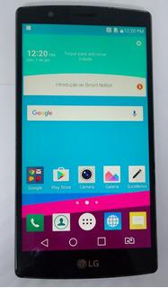 Smartphone Lg G4 Dual H818p 32gb Dourado Semi Novo