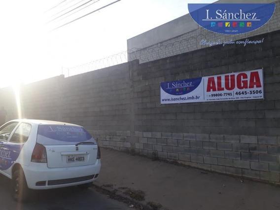 Galpão Para Locação Em Itaquaquecetuba, Parque São Pedro, 7 Banheiros - 180728_1-945335
