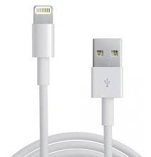 Cabo iPhone 5 6 7 8 Plus X Xr Xs Usb 1 Mt