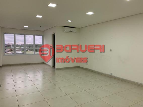 Sala Comercial Em Barueri Locação Office Innovation 1.200,00