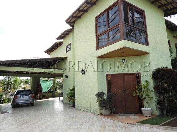 Ville Montagne Lago Sul, 570m2, Espaço Gourmet, Piscina, Vista Para Reserva - Villa89428