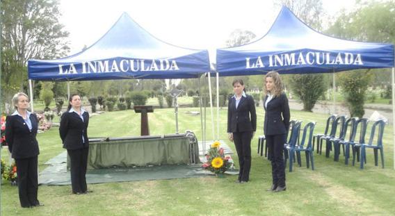 Parque Cementerio La Inmaculada Jardin San Martin