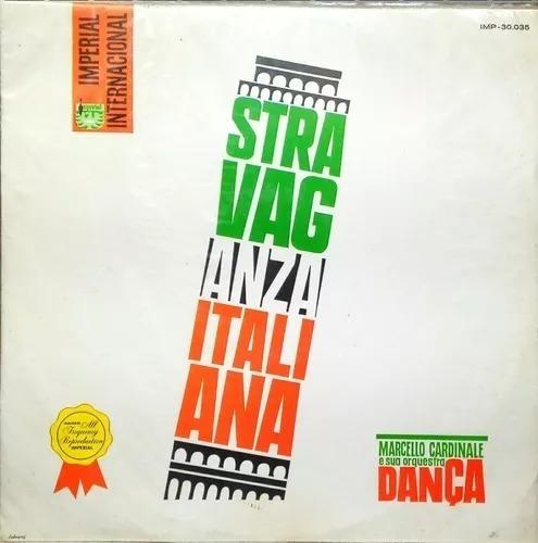 Marcello Cardinale, Stravaganza Italiana - Lp