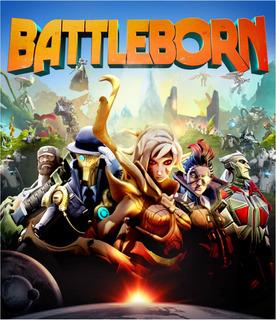 Battleborn + Firstborn Pack Steam Key Global