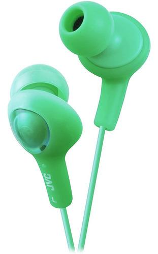 Imagen 1 de 6 de Jvc Hafx5a Gummy Plus Audifonos Con Aislacion De Sonido, P