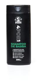 Shampoo De Barba - 4por1 - Barba De Respeito