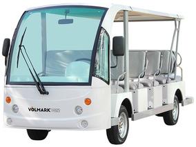Mini-bus Eléctrico Para 14 Personas