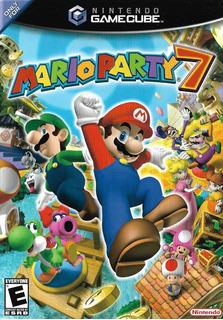 Mario Party 7 Para Nintendo Game Cube