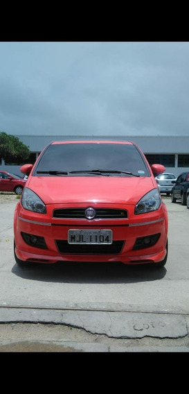 Fiat Idea 1.8 16v Sporting Flex Dualogic 5p 2012