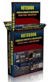 Curso 43 Vídeo Aulas Manutenção De Notebooks + Brindes