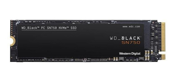 Disco Estado Sólido Wd Ssd Black Sn750 250gb M2 Interno Nvme