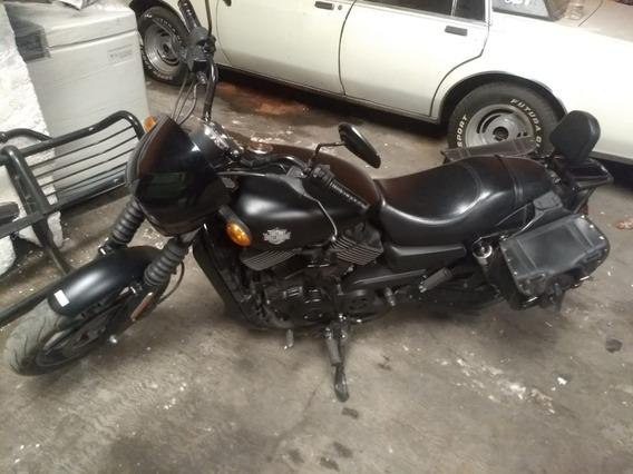 Harley Davidson 750cc