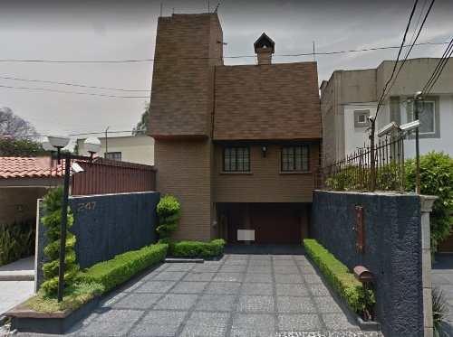 Remate Bancario Casa Exclusiva Colonia Jardines Del Pedregal
