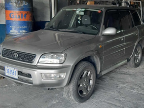 Toyota Rav 2000 4x4 Manual Con Sunroof Electrico.