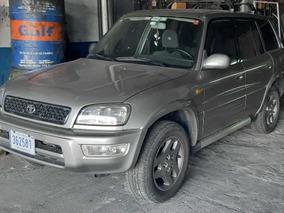 Toyota Rav 2000 4x4 Manual Con Sunroof Electrico.