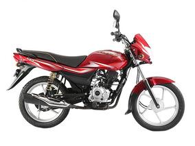 Moto Bajaj Platina 100cc, Año 2019