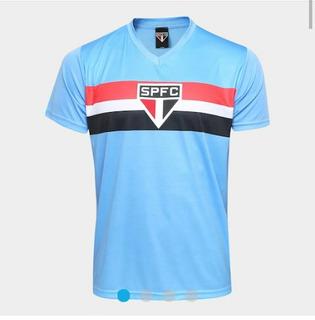 Camisa São Paulo Azul