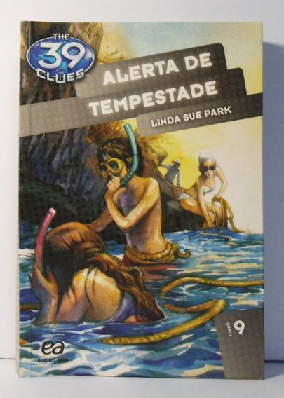 Livro Alerta De Tempestade - The 39 Clues Volume 9
