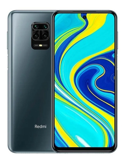 Xiaomi Redmi Note 9s 4gb/64gb 48mpx Nuevo Gris Interestelar