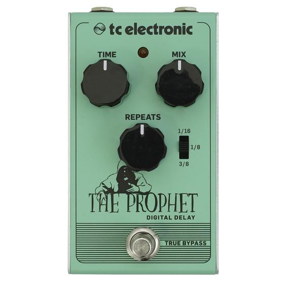 Pedal De Efeitos Tc Electronic The Prophet Delay