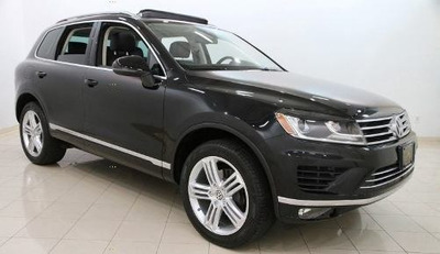 Volkswagen Touareg V6 Executive 2016
