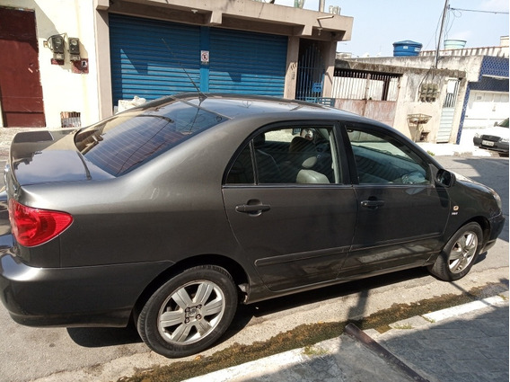 Toyota Corolla 1.8 16v Se-g Aut. 4p 2005