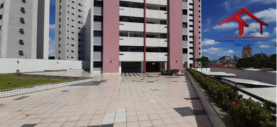Apartamento Com 3 Dormitórios Para Alugar Por R$ 1.890,00/mês - Centro - Fortaleza/ce - Ap0358