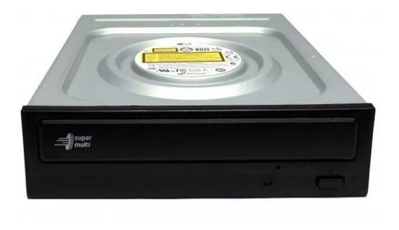 Gravador Dvd Lg 22x Dvdrw 48x Cdrw 2mb Sata + Cabo Sata