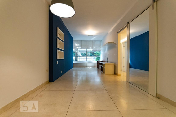 Apartamento Para Aluguel - Leblon, 3 Quartos, 105 - 893116808