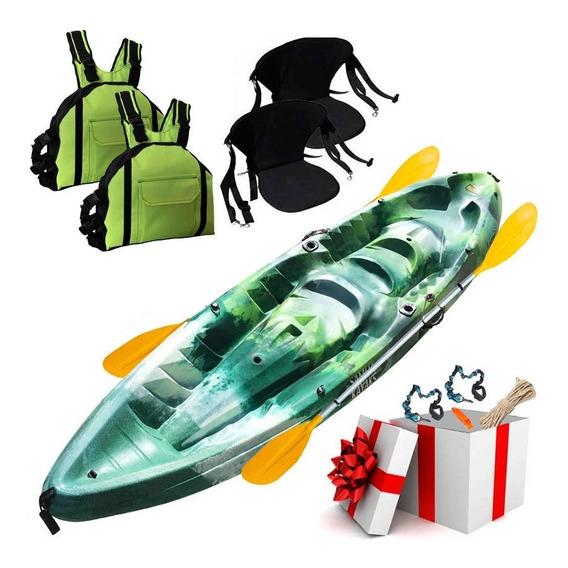 Kayak Famili Doble Accesorios Y Regalo Samoa Tienda Oficial