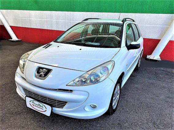 207 Sw Xr Sport 1.4 Flex, Completa. Lindo Carro!
